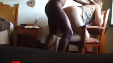 black dick doggy hard