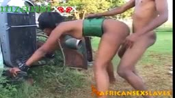 Soweto Girl Sex Slave Act Pt1