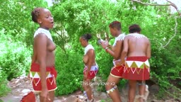 Zulu girls